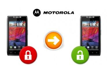 Simlock Motorola