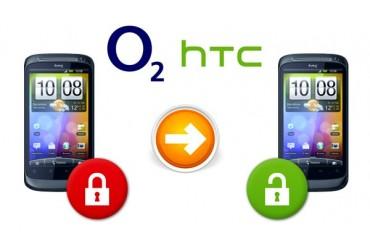 Simlock O2 (Htc)