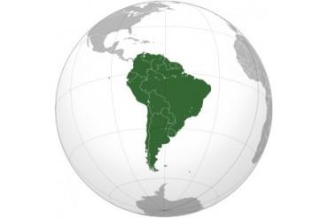Ameryka Południowa-Wszystkie Sieci