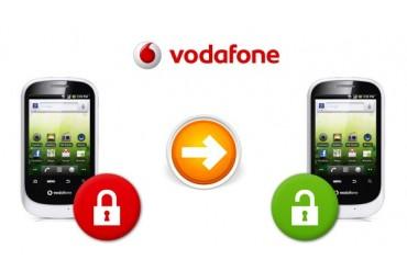 Simlock Vodafone