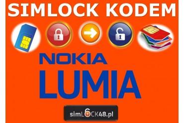 Simlock Microsoft Lumia